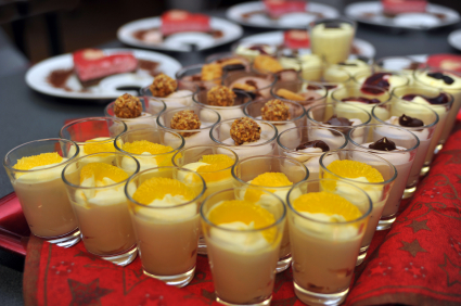 Dessert Shooters-Love For Food Catering