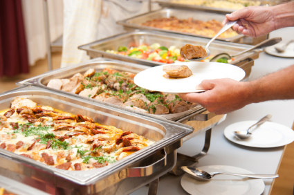 Formal dinner party table - Catering Services Catering Company Richmond Va