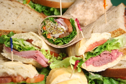 Lunch Catering Richmond Virginia