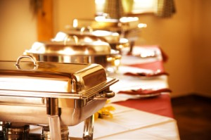 Buffet catering for Richmond VA corporate events