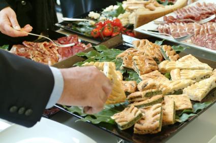 Corporate event catering in Richmond VA