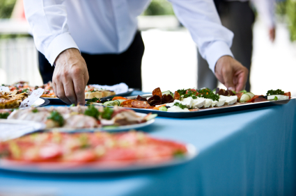 Wedding catering in Richmond VA